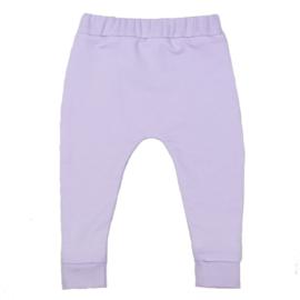 Slim fit broekje | Purple rose