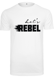 Heren Shirt | Let's Rebel