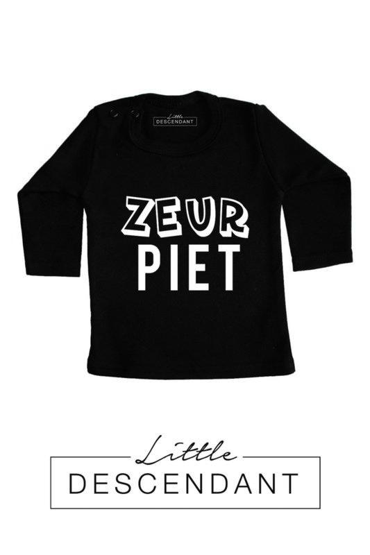 Sinterklaas shirt 'Zeur Piet'