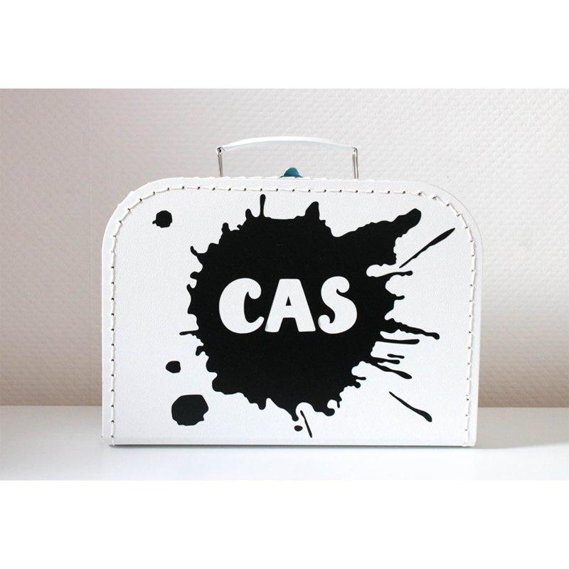 Kinderkoffertje met naam - Splash