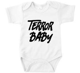 Romper 'terror baby'