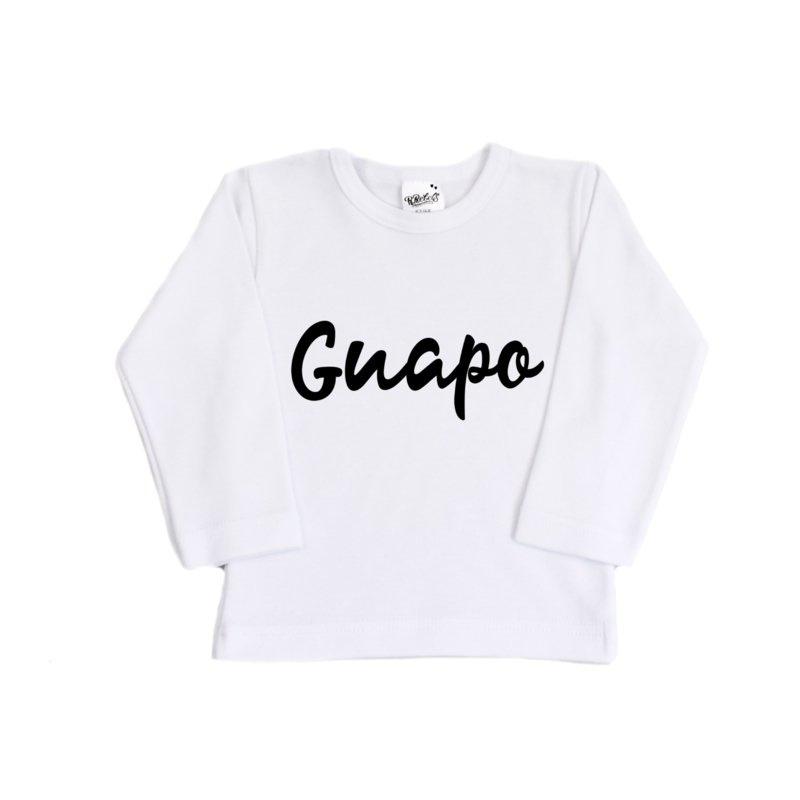 Guapo  (opdruk in verschillende kleuren)