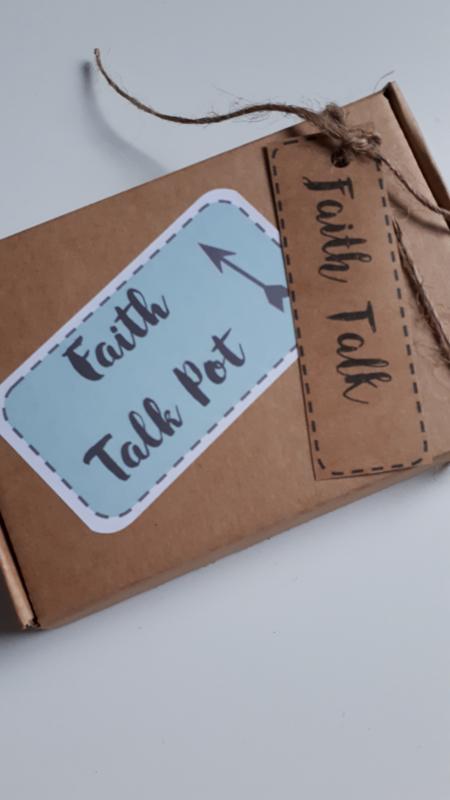 Faith talk doosje