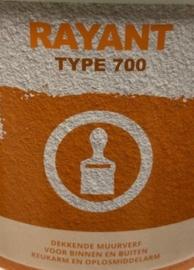 Rayant Muurverf 700 Kalkmat 10 liter