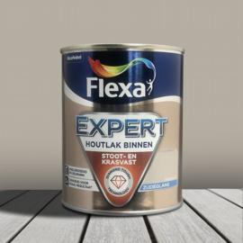 Flexa Expert Houtlak Binnen Zijdeglans Beigebruin FE203 750 ml