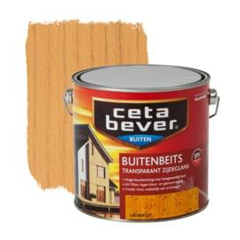 CetaBever Buitenbeits Transparant Grenen 077 2,5 liter