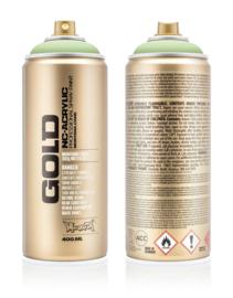 Montana Gold G6010 Linden Green 400 ml