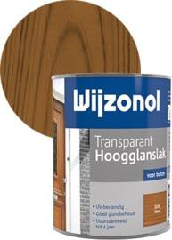 Wijzonol Transparant Hoogglanslak Eiken 3110 750 ml
