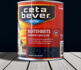 CetaBever Buitenbeits Midden Blauw 907 750 ml