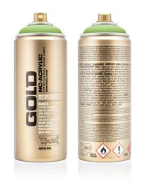 Montana Gold G6020 Green Apple 400 ml