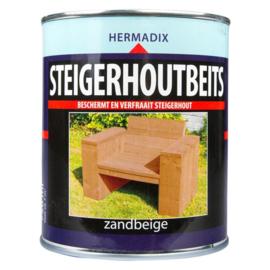 Hermadix Steigerhoutbeits Zandbeige 750 ml
