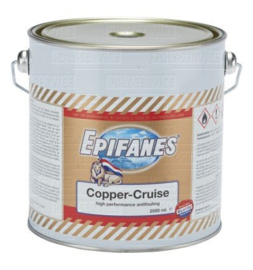 Epifanes Copper Cruise Rood 2,5 liter