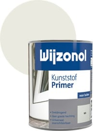 Wijzonol Kunststof Primer Wit 750 ml