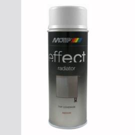 Motip Deco Effect Radiatorspray Lichtgrijs Hoogglans 400 ml