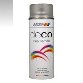 Motip Deco Paint Blanke Lak Hoogglans 400 ml