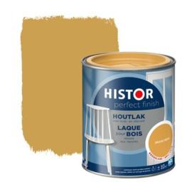 Histor Houtlak Hoogglans Brass Mesh 750 ml