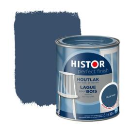 Histor Houtlak Hoogglans Blue Tang 750 ml