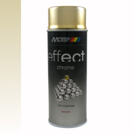 Motip Deco Effect Chrome Laquer Gold 400 ml