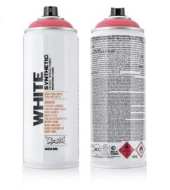Montana White 3350 Lotus 400 ml