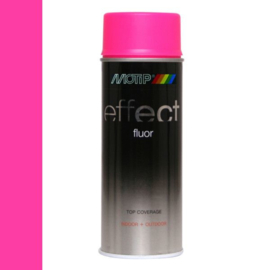 Motip Deco Effect Fluorescent Roze 400 ml