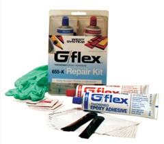 West System G/flex Flexibele Epoxylijm Repair Kit 650-K 236 ml