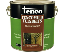 Tenco Tencomild Tuinbeits Transparant Natuurbruin 2,5 liter