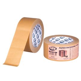 HPX Verpakkingstape Papier Bruin 48mm x 50m