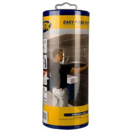HPX Easy Mask Film crêpepapier + dispenser 2700mm x 16m