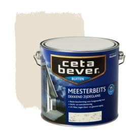 CetaBever Meesterbeits Zijdeglans Ral 9001 2,5 liter