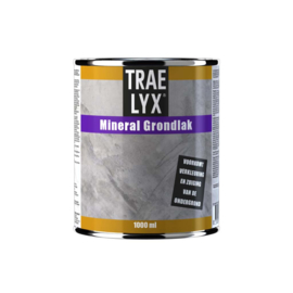 Trae-Lyx Mineral Finish Grondlak 1 liter
