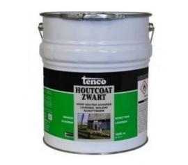 Tenco Houtcoat Zwart 25 liter