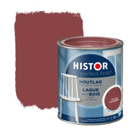Histor Houtlak Zijdeglans Crazed Cranberry 750 ml
