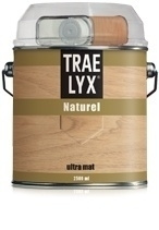 Trae Lyx Naturel Ultra Mat 2 componenten lak 750ml