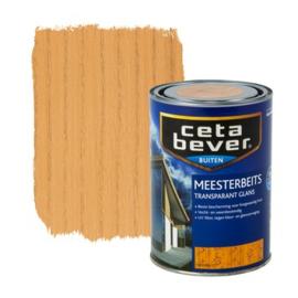 CetaBever Meesterbeits Transparant Grenen 077 Glans 1,25 liter