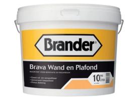 Brander Brava Wand en Plafond 10 liter