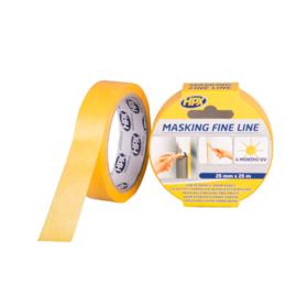 HPX Masking Tape Fine Line 25mm x 25m