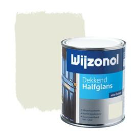 Wijzonol Dekkend Halfglans Roomwit 9235 750 ml