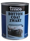 Tenco Bottomcoat Zwart 5 liter