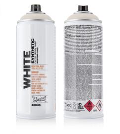 Montana White 9100 Ancient White 400 ml