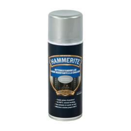 Hammerite Hittebestendige lak Zilvergrijs  Spuitbus 400 ml