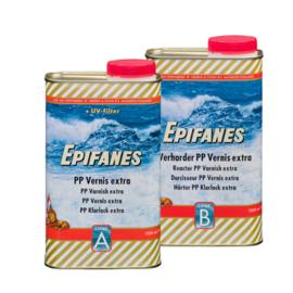 Epifanes PP Vernis Extra A + B 2 liter