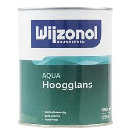 Wijzonol Aqua Hoogglans 1 Liter