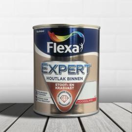 Flexa Expert Houtlak Binnen Hoogglans Wit 750 ml