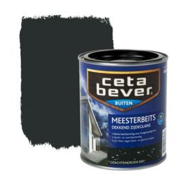 CetaBever Meesterbeits Zijdeglans Grachtengroen 650 750 ml