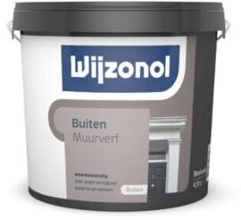 Wijzonol Buiten Muurverf 1 liter