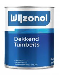 Wijzonol Dekkend Tuinbeits 1 liter