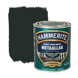 Hammerite Metaallak Standgroen Z238 Zijdeglans 750 ml