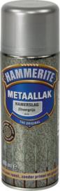 Hammerite Hamerslag Zilvergrijs H115 Spuitbus 400 ml