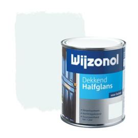 Wijzonol Dekkend Halfglans IJswit 9100 750 ml