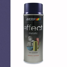 Motip Deco Effect Metallic Paars 400 ml